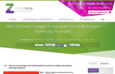 http://www.simplyzesty.com/social-media/68-of-brands-struggle-to-integrate-social-media-into-marketing-strategies/