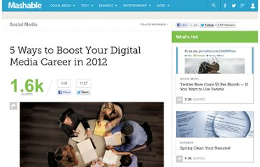 http://mashable.com/2011/12/24/digital-media-career-2012-tips/