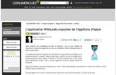 http://www.lesnumeriques.com/application-wikileaks-expulsee-appstore-apple-n17113.html