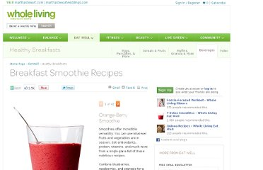 http://www.wholeliving.com/135929/smoothie-recipes