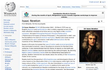 http://en.wikipedia.org/wiki/Isaac_Newton#Later_life
