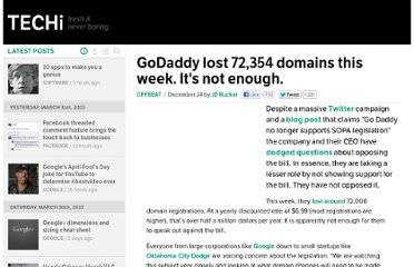 http://www.techi.com/2011/12/godaddy-lost-72354-domains-this-week-its-not-enough/