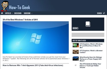 http://www.howtogeek.com/101328/20-of-the-best-windows-7-articles-of-2011/