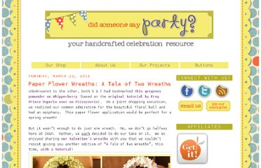 http://www.didsomeonesaypartysite.com/2011/03/paper-flower-wreaths-tale-of-two.html
