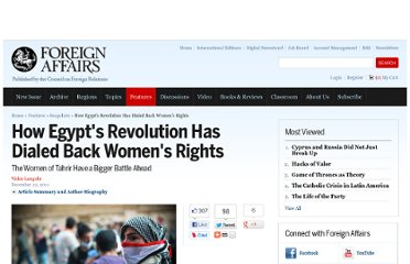 http://www.foreignaffairs.com/articles/136986/vickie-langohr/how-egypts-revolution-has-dialed-back-womens-rights