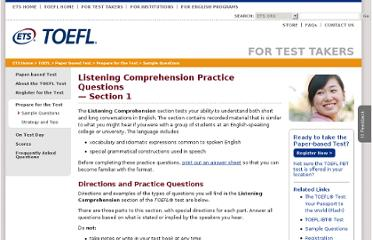 http://www.ets.org/toefl/pbt/prepare/sample_questions/listening_comprehension_practice_section1