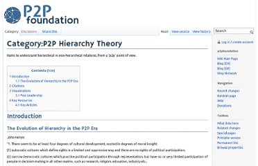 http://p2pfoundation.net/Category:P2P_Hierarchy_Theory