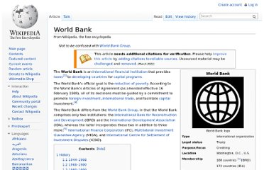 http://en.wikipedia.org/wiki/World_Bank