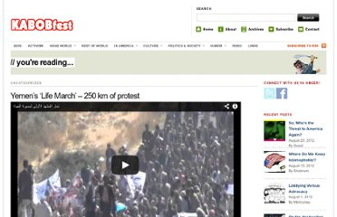 http://www.kabobfest.com/2011/12/yemens-life-march-250-km-of-protest.html