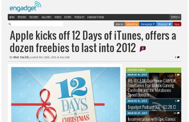 http://www.engadget.com/2011/12/26/apple-kicks-off-12-days-of-itunes-offers-a-dozen-freebies-to-la/