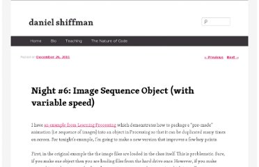 http://www.shiffman.net/2011/12/26/night-6-image-sequence-object-with-variable-speed/