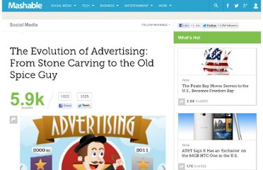http://mashable.com/2011/12/26/history-advertising/