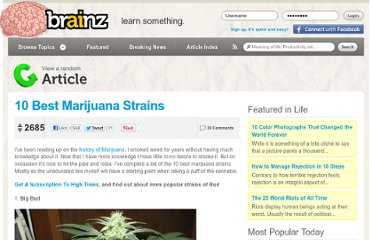 http://brainz.org/best_marijuana_cannabis_strains/
