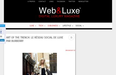http://www.webandluxe.com/11/2009/art-of-the-trench-le-reseau-social-de-luxe-par-burberry/