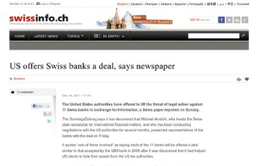 http://www.swissinfo.ch/eng/business/US_offers_Swiss_banks_a_deal,_says_newspaper.html?cid=31789804