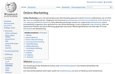 http://de.wikipedia.org/wiki/Online-Marketing