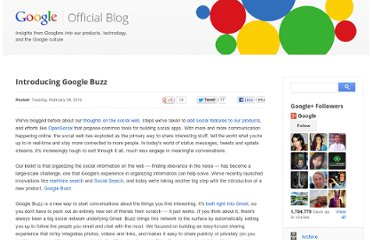 http://googleblog.blogspot.com/2010/02/introducing-google-buzz.html