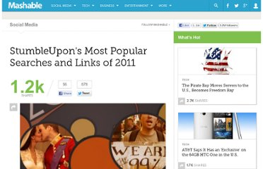 http://mashable.com/2011/12/26/stumbleupon-2011/