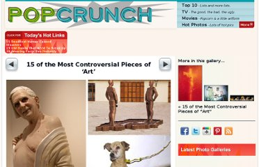 http://www.popcrunch.com/15-of-the-most-controversial-pieces-of-art/