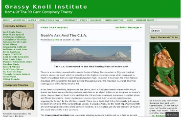 http://lotgk.wordpress.com/2007/10/17/noahs-ark-and-the-cia/