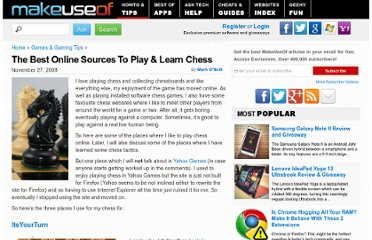 http://www.makeuseof.com/tag/the-best-online-sources-to-play-learn-chess/