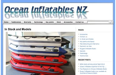 http://www.inflatableboatsnz.co.nz/models/