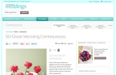 http://www.marthastewartweddings.com/231015/50-great-wedding-centerpieces