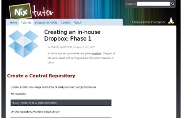 http://www.nixtutor.com/linux/creating-an-in-house-dropbox-phase-1/