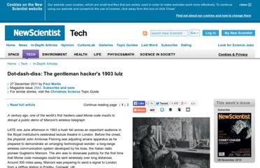 http://www.newscientist.com/article/mg21228440.700-dotdashdiss-the-gentleman-hackers-1903-lulz.html