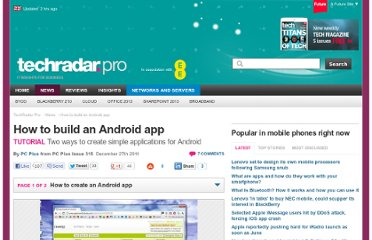 http://www.techradar.com/news/phone-and-communications/mobile-phones/how-to-build-an-android-app-1046599