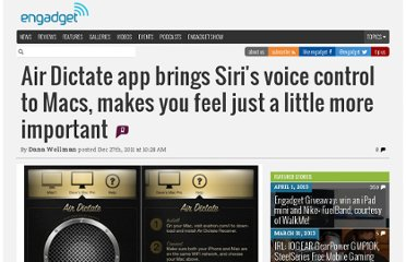 http://www.engadget.com/2011/12/27/air-dictate-app-brings-siris-voice-control-to-macs-makes-you-f/