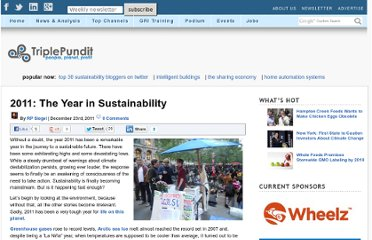 http://www.triplepundit.com/2011/12/2011-year-sustainability/