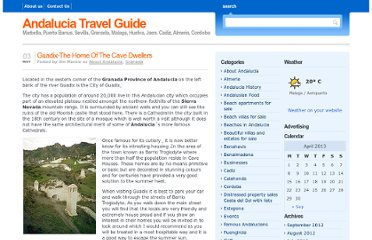 http://www.andalucia-travelguide.com/about-andalucia/guadix-the-home-of-the-cave-dwellers/