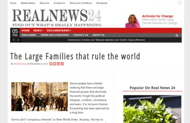 http://www.realnews24.com/the-large-families-that-rule-the-world/