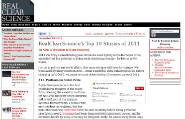 http://www.realclearscience.com/articles/2011/12/26/realclearsciences_top_10_stories_of_2011_106259.html