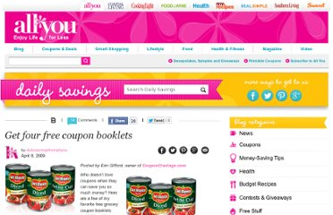 http://dailysavings.allyou.com/2009/04/08/get-four-free-coupon-booklets/