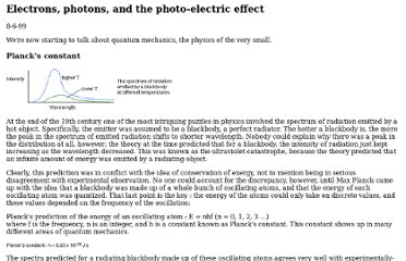 http://physics.bu.edu/~duffy/py106/PhotoelectricEffect.html