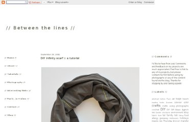 http://pm-betweenthelines.blogspot.com/2011/09/diy-infinity-scarf-tutorial.html