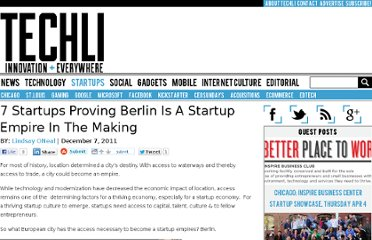http://tech.li/2011/12/7-startups-proving-berlin-is-a-startup-empire-in-the-making/