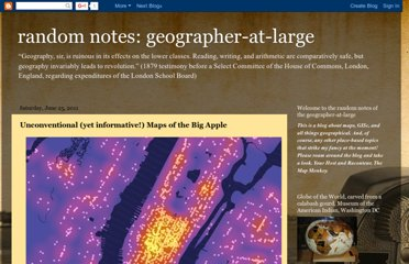 http://geographer-at-large.blogspot.com/2011/06/unconventional-yet-informative-maps-of.html