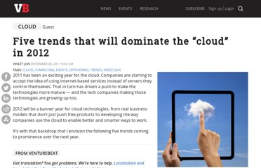 http://venturebeat.com/2011/12/28/cloud-trends-2012/