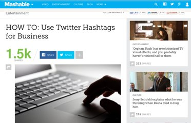http://mashable.com/2009/09/04/twitter-hashtags-business/