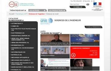 http://www.canal-u.tv/themes/sciences_de_l_ingenieur/sciences_du_vivant