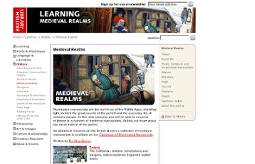 http://www.bl.uk/learning/histcitizen/medieval/medievalrealms.html