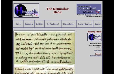 http://historywiz.com/galleries/domesday.htm