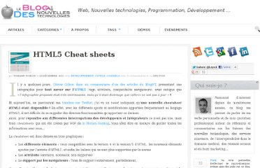 http://www.blog-nouvelles-technologies.fr/archives/8965/html5-cheat-sheets/