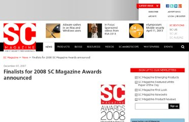 http://www.scmagazine.com/finalists-for-2008-sc-magazine-awards-announced/article/99763/