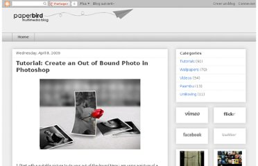 http://mypaperbird.blogspot.com/2009/04/tutorial-create-out-of-bound-photo-in.html