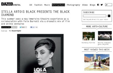 http://www.dazeddigital.com/artsandculture/article/10704/1/stella-artois-black-presents-the-black-diamond