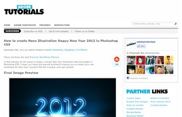 http://www.adobetutorialz.com/articles/30970853/1/how-to-create-neon-illustration-happy-new-year-2012-photoshop-cs5